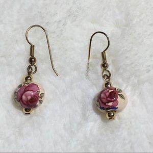 Jewelry - Oriental dangle Hook Earrings